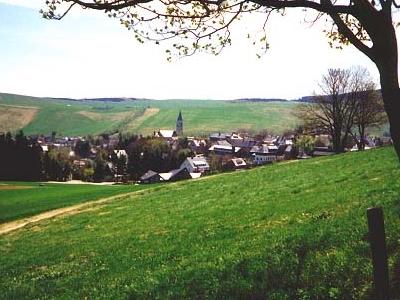 Oberwiesenthal   Blick