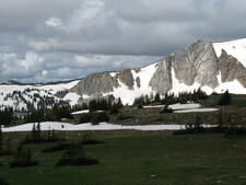 Observation Peak Trail - Yellowstone - USA