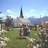 Obsteig Parish Church Tyrol Austria