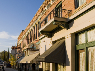 Occidental Hotel Buffalo Wyoming