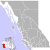 Ocean Falls 2 C British Columbia Location