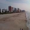 Oceanfront View Alongside Ocean Boulevard