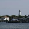 Ocracoke Lighthouse Silver Lake