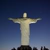 O Cristo Redentor Do Corcovado - Rio De Janeiro