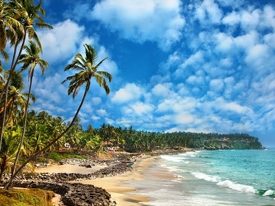 Odayam Beach - Varkala