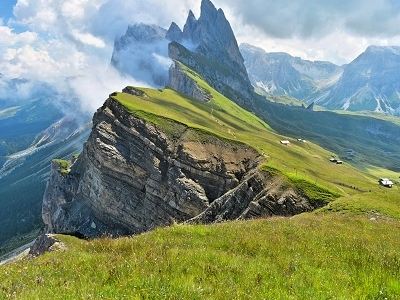 Odle Mountains - The Dolomites