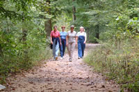 Odum Scout Hiking Trail