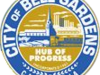 Official Seal Of City Of Bell Gardens