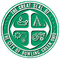 Official Seal Of Bowling Green Ohio