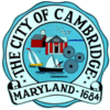 Official Seal Of City Of Cambridge Maryland