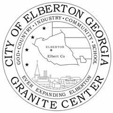 Official Seal Of Elberton Georgia