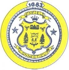 Official Seal Of Enfield Connecticut