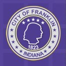 Official Seal Of City Of Franklin Indiana