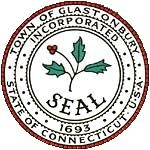 Official Seal Of Glastonbury Connecticut