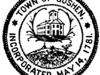 Official Seal Of Goshen Massachusetts