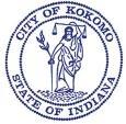 Official Seal Of Kokomo In