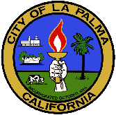Official Seal Of La Palma