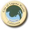 Official Seal Of City Of Laguna Woods