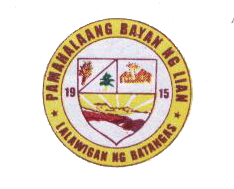 Official Seal Of Lian