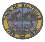 Official Seal Of Town Of Saltville Virginia