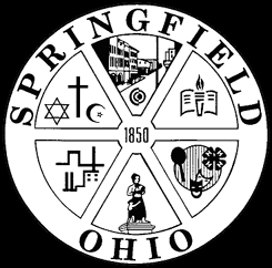 Official Seal Of City Of Springfield