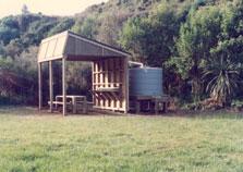 Ohinepane Great Walk Campsite