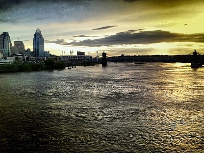 Ohio River - Cincinnati OH