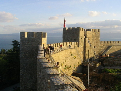 Ohrid In Macedonia