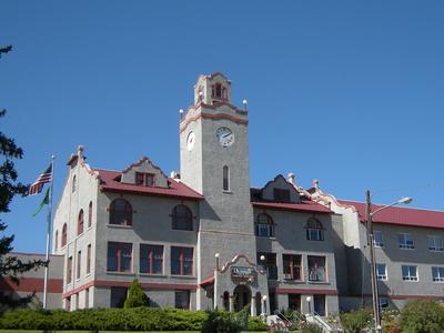 Okanogan  County  Courthouse