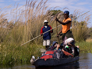 2 Day Mokoro Overnight in Okavango Delta, Botswana Fotos