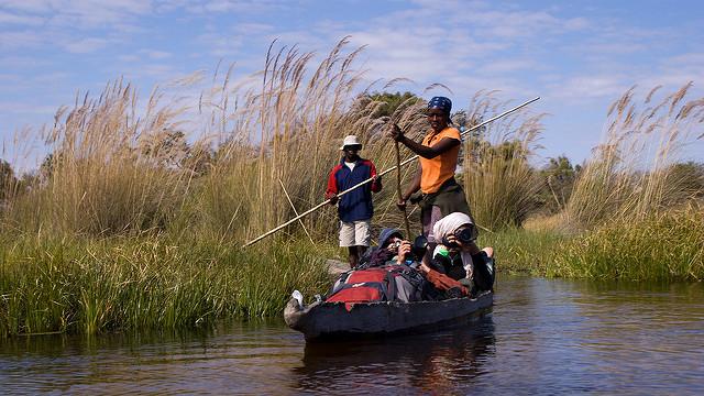 2 Day Mokoro Overnight in Okavango Delta, Botswana Photos