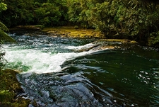 Okere Falls - Bay Of Plenty - North Island NZ