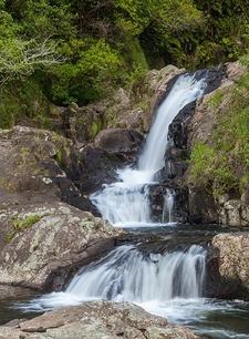 Okere Upper Falls - Rotorua - North Island NZ