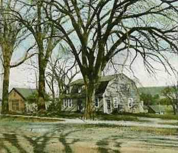 Old Bartlett House South Deerfield