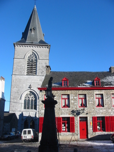 Old Centre Of Limbourg
