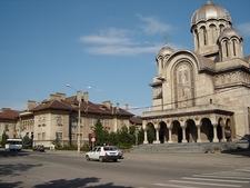 Old Civic Center - Hunedoara