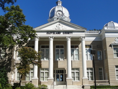 Old  Cleveland  County  Courthouse