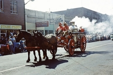 Old Day Parade View In Lewiston ID
