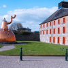 Old Distillery With Copper Pot Still