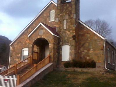 Old  East  Sylva  Bapstist  Church