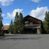 Old Faithful Lodge - Yellowstone - USA
