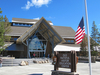 Old Faithful Visitor Education Center - Yellowstone - Wyoming -