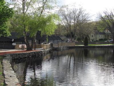 Old Grist Mill Pond Seekonk