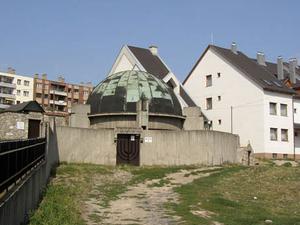Antiguo Cementerio Judío Sátoraljaújhely