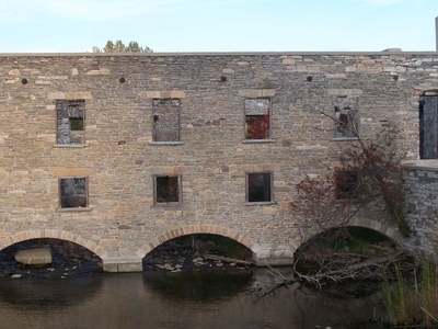 Old  Lindsay  Mill