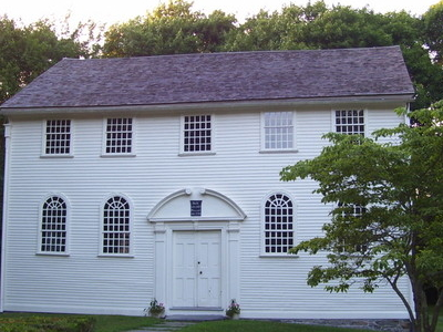 Old  Narragansett  Church  Wickford  R I