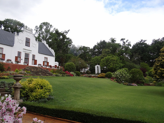 New Years Eve Cape Winelands Day Tour Photos