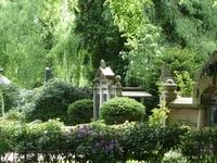 Old Niendorf Cemetery