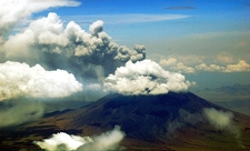 Ol Doinyo Lengai Eruption In Tanzania