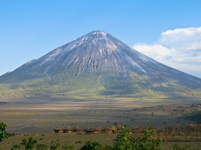 Ol Doinyo Lengai Volcano - Tanzania